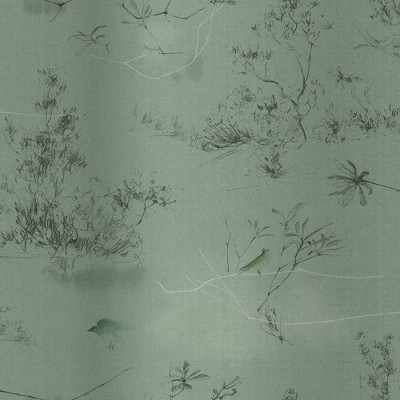 Canopy in Tea Green