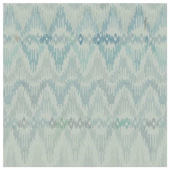 Bargello in Celadon