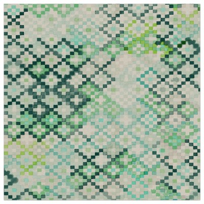 Tapestry in Emerald