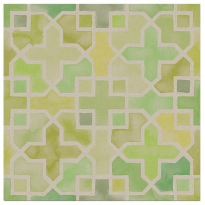SHOJI in Leaf Green