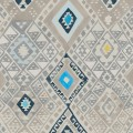 KILIM in Caspian Blue
