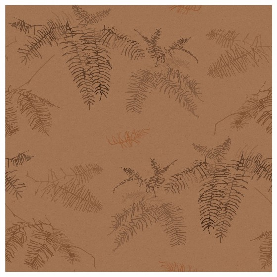 CORAL FERN in Copper